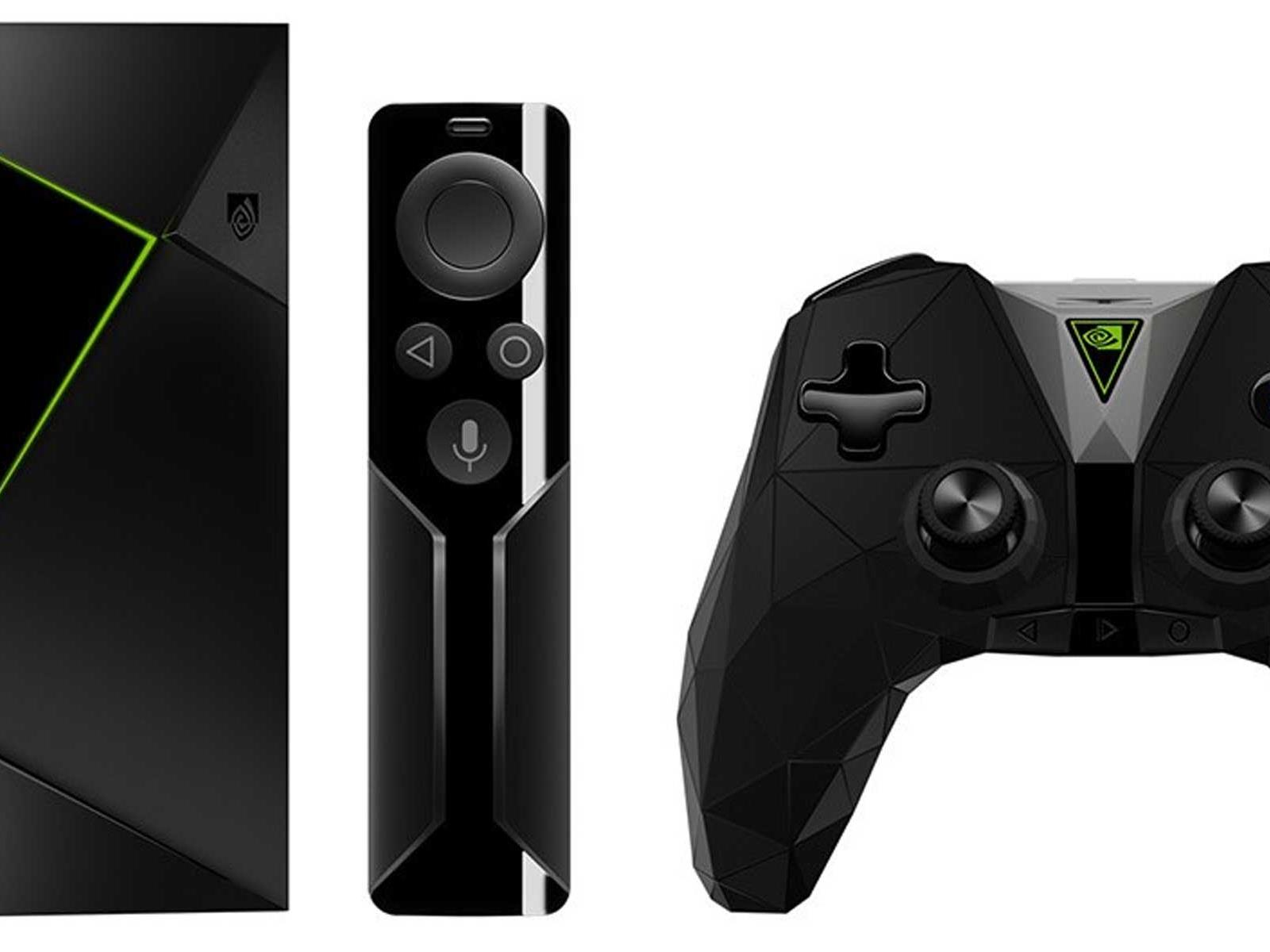 NVIDIA SHIELD TV Code Named MDarcy Leaks On Google Play With