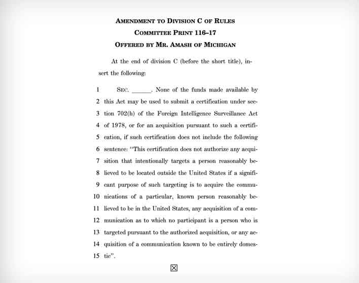 lofgren amash amendment