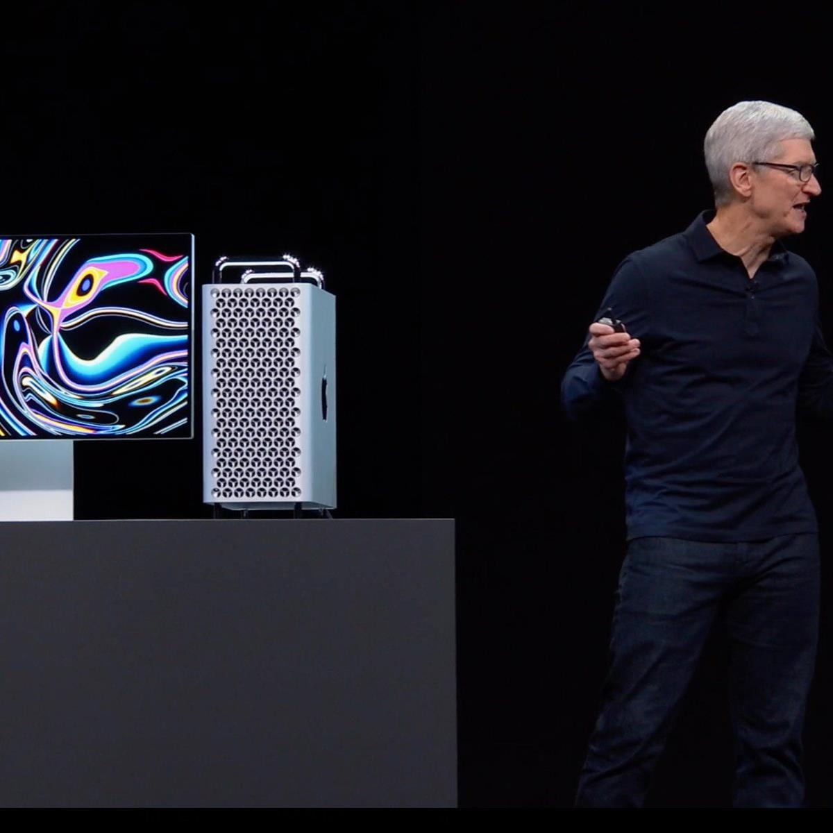 Maingear CEO Bites Into Apple For Straying From Its Mac Pro