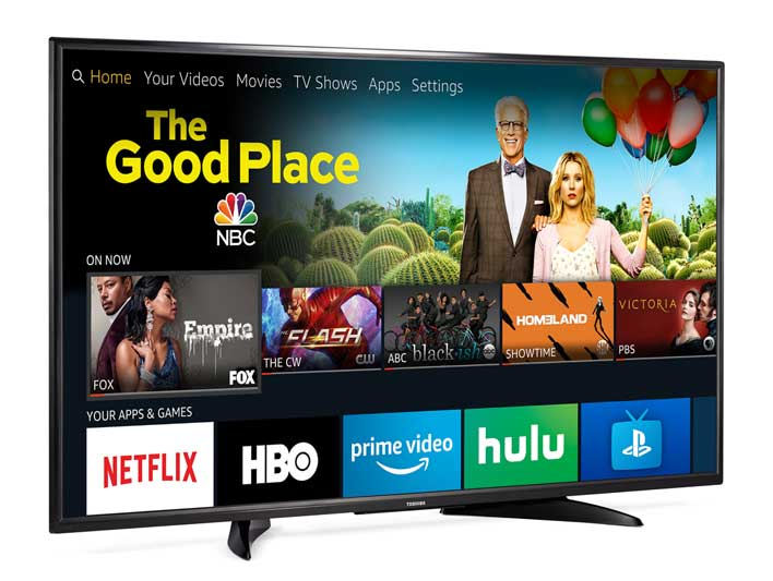 Amazon Launches Fire TV Television Line-Up With Dolby Vision