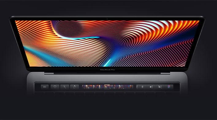 apple macbook pro screen
