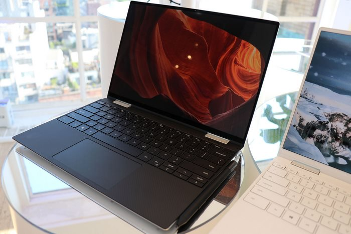 dell xps 13 black