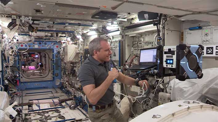 bumble on iss