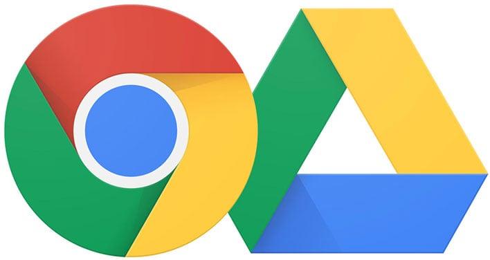 google chrome drive beta