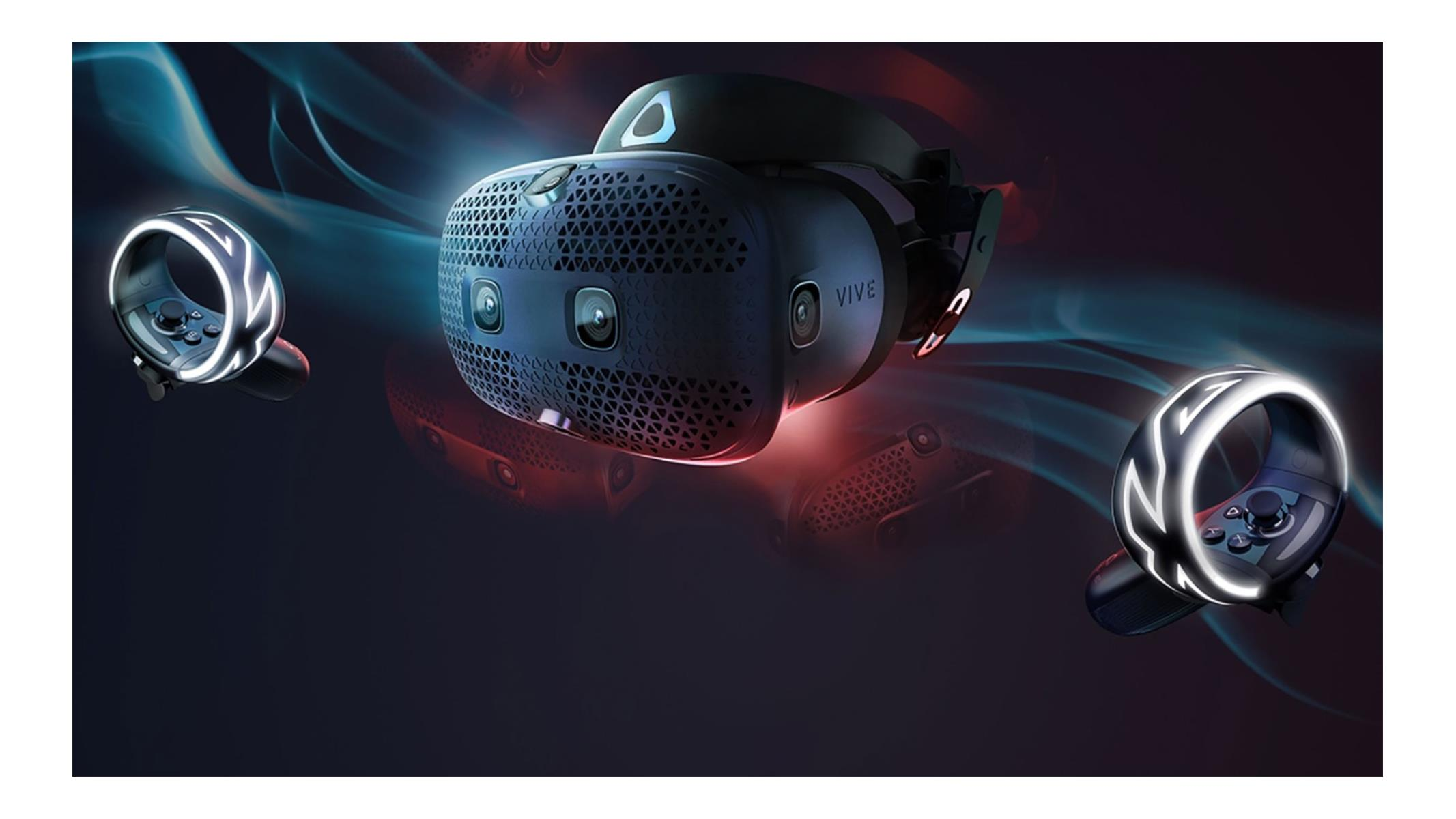 HTC's Vive Cosmos VR Headset Rocks Nearly Twice As Many