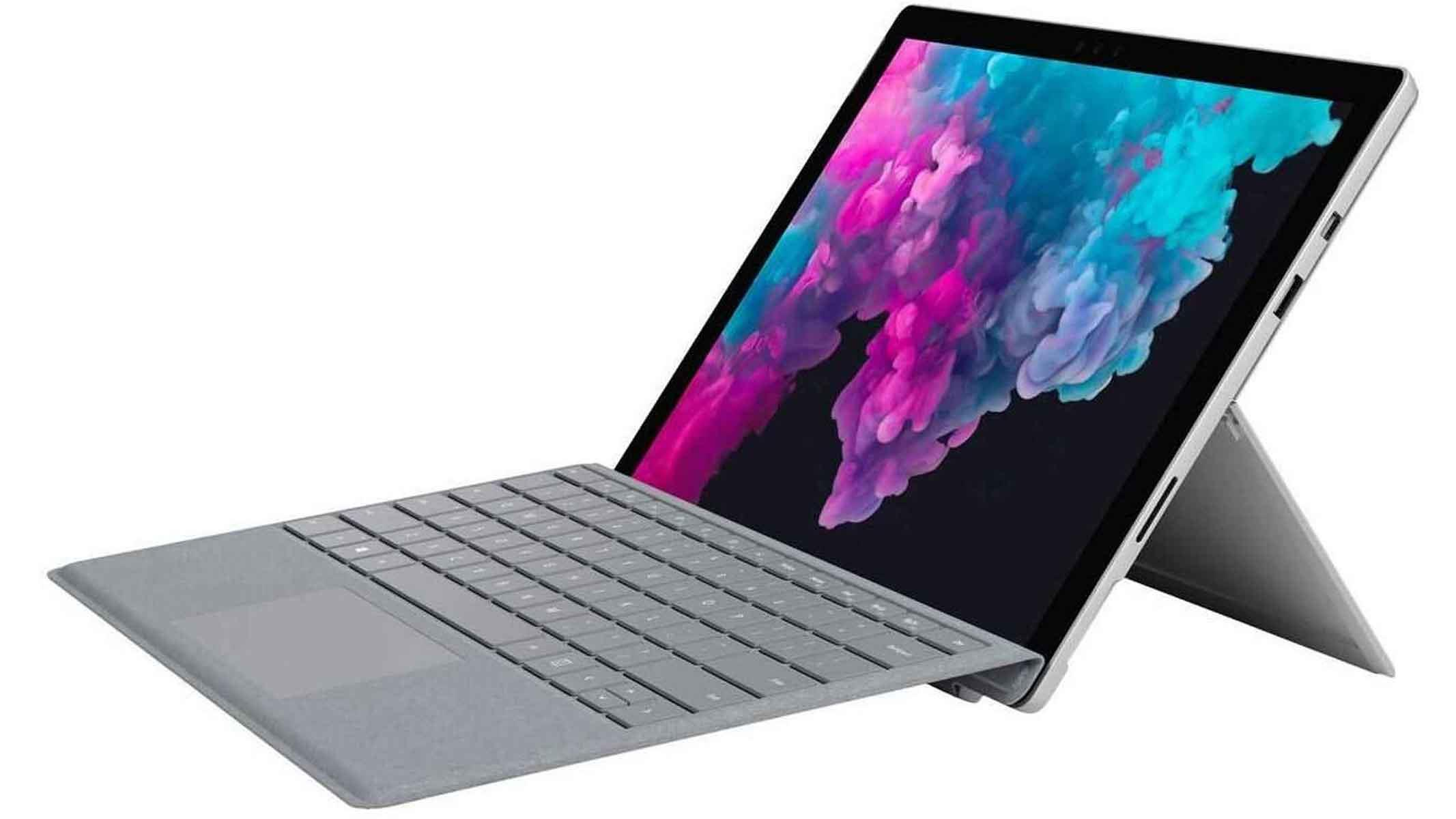 Surface Pro 6 And Type Cover Bundle Drops To Under $1,000