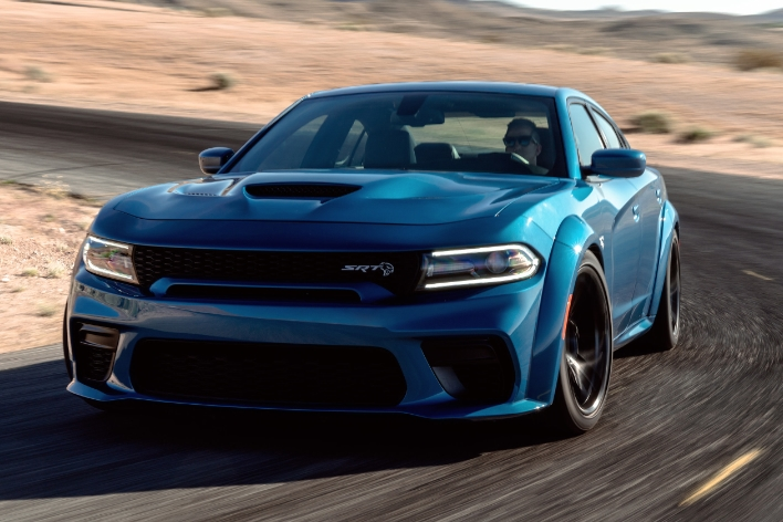2020 Dodge Charger Srt Hellcat Rolls 707 Hp And Sexy