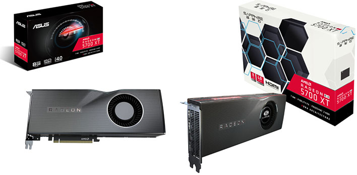 Radeon RX 5700 Navi Graphics Cards From AMD's OEM Partners