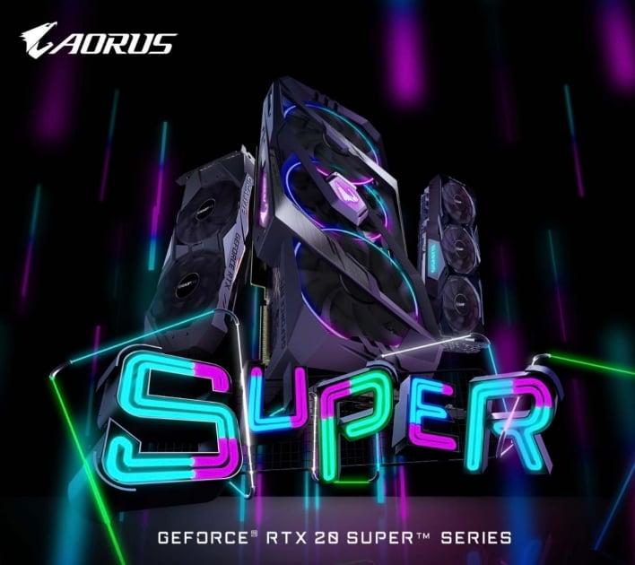 NVIDIA GeForce RTX 2060 Super And RTX 2070 Super Turing
