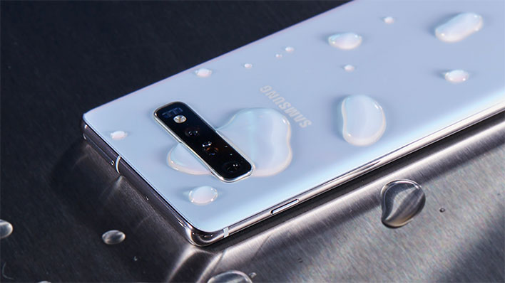 Samsung Galaxy S10 Waterproof