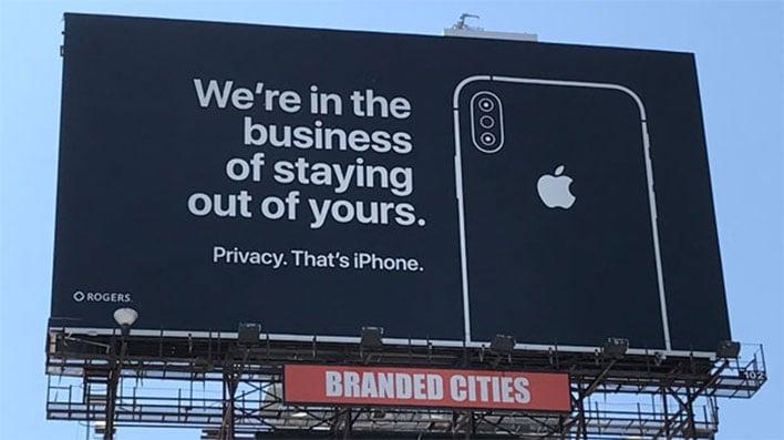 Apple Billboard