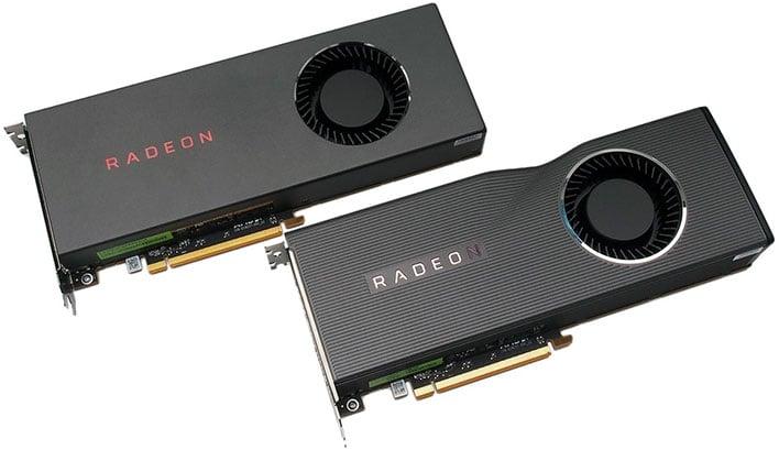 AMD Radeon RX 5700 Card Series