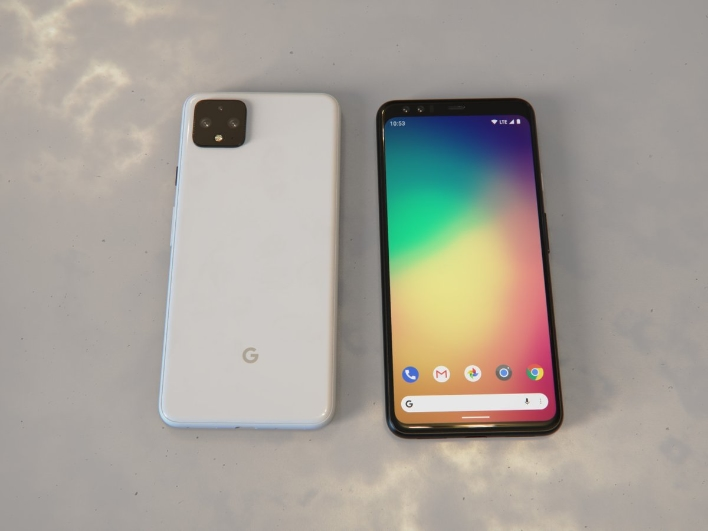 Google's Pixel 4 XL Is Looking Good In These New, Ultra ...