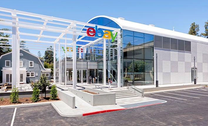 eBay San Jose Headquarters