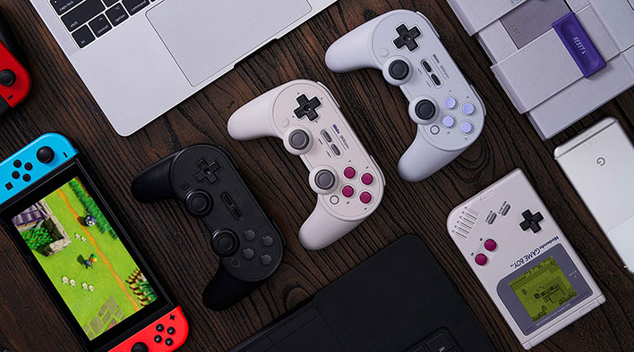 8bitdo sn30pro+ controller devices editions