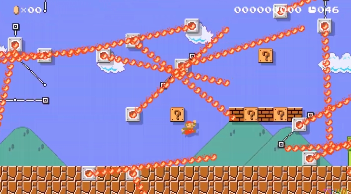This Grueling Super Mario Maker 2 Fan Creation Is Not