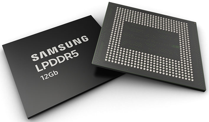 Samsung 12Gb LPDDR5