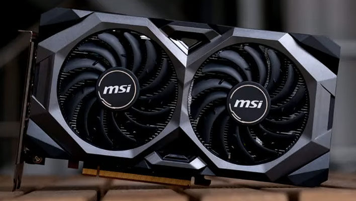 MSI Teases AMD Radeon RX 5700 Mech OC Family Of Custom Cards With