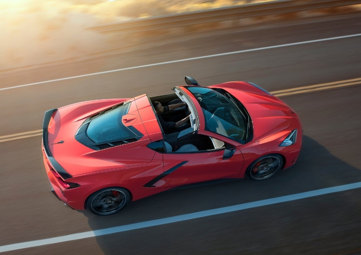 This Is The All New 2020 Chevy Corvette Stingray And It