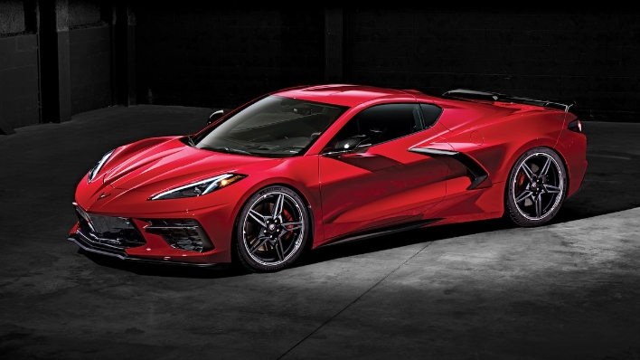 This Is The All-New 2020 Chevy Corvette Stingray, And It