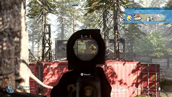 Call Of Duty Modern Warfare Gunfight Maps Look Killer In