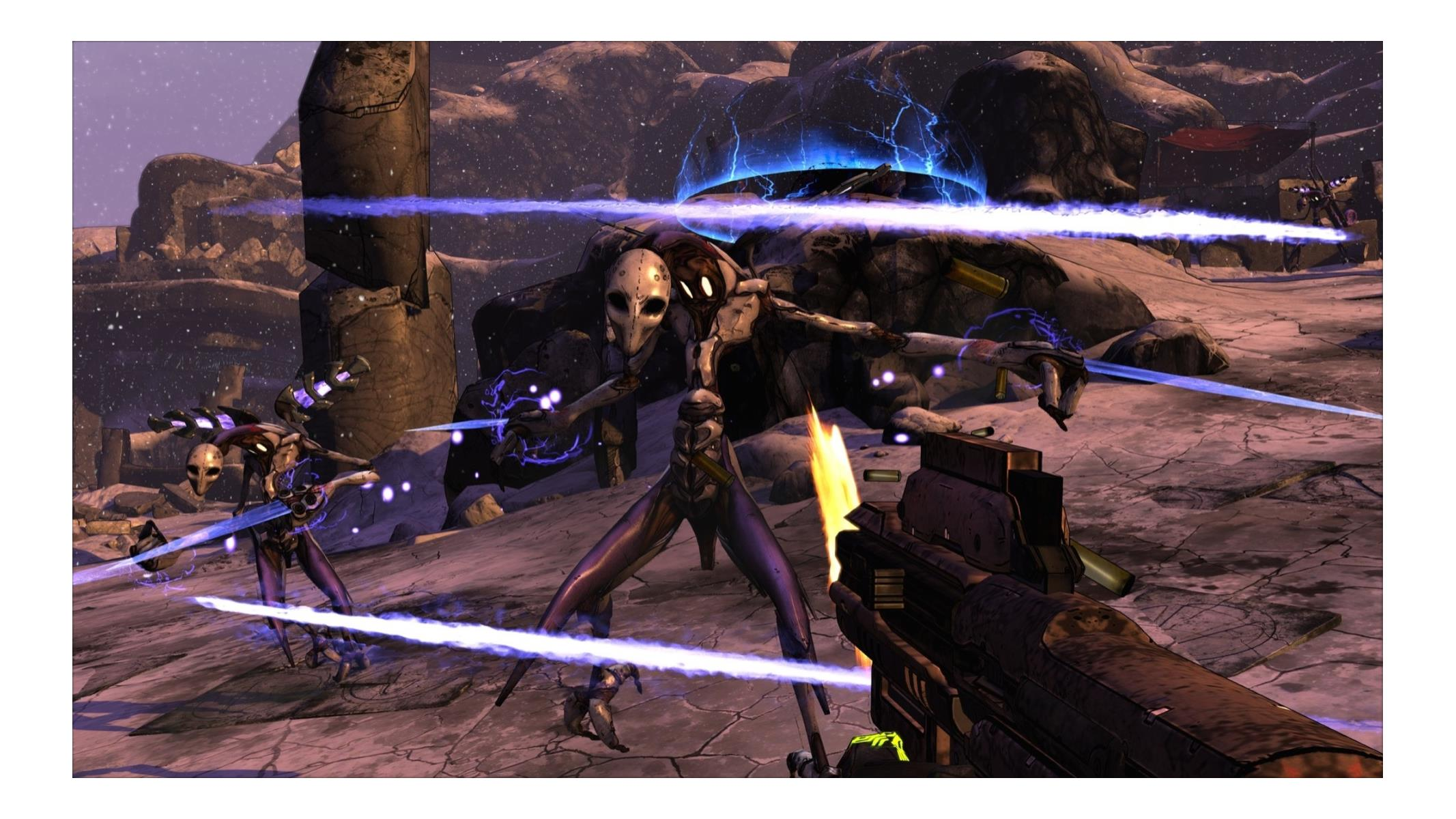 Here's How To Play The Original Borderlands For Free This