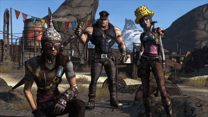 Here's How To Play The Original Borderlands For Free This Weekend On