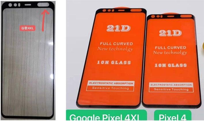 Pixel 4 Screen Protectors