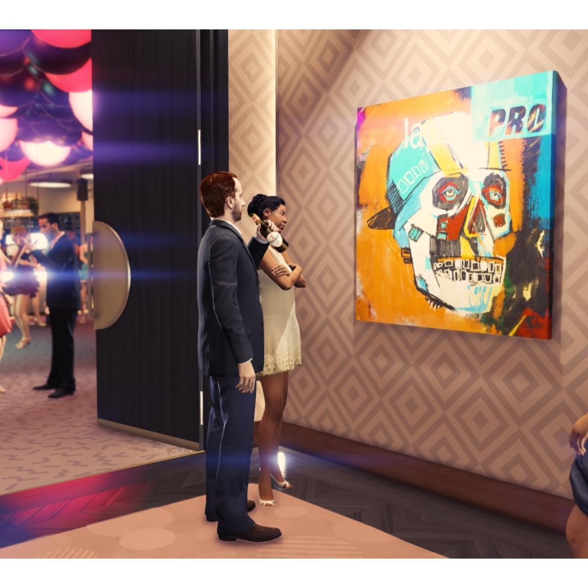 GTA Online Diamond Casino & Resort Grand Opening Stacks Deck With
