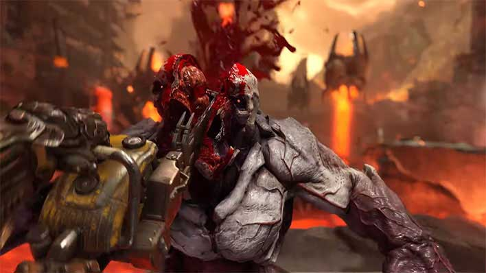 doom eternal saw
