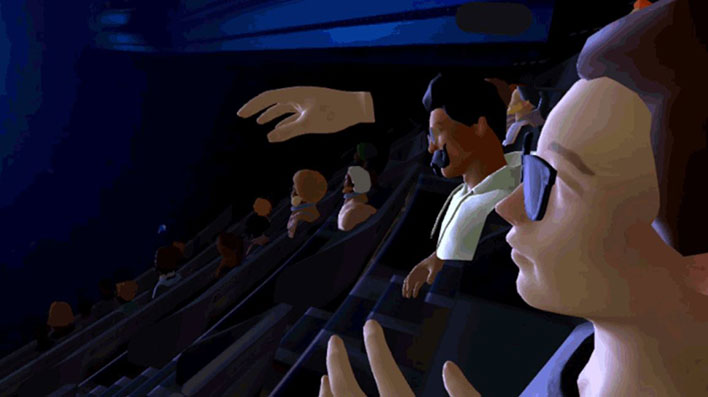 oculus quest oculus venues