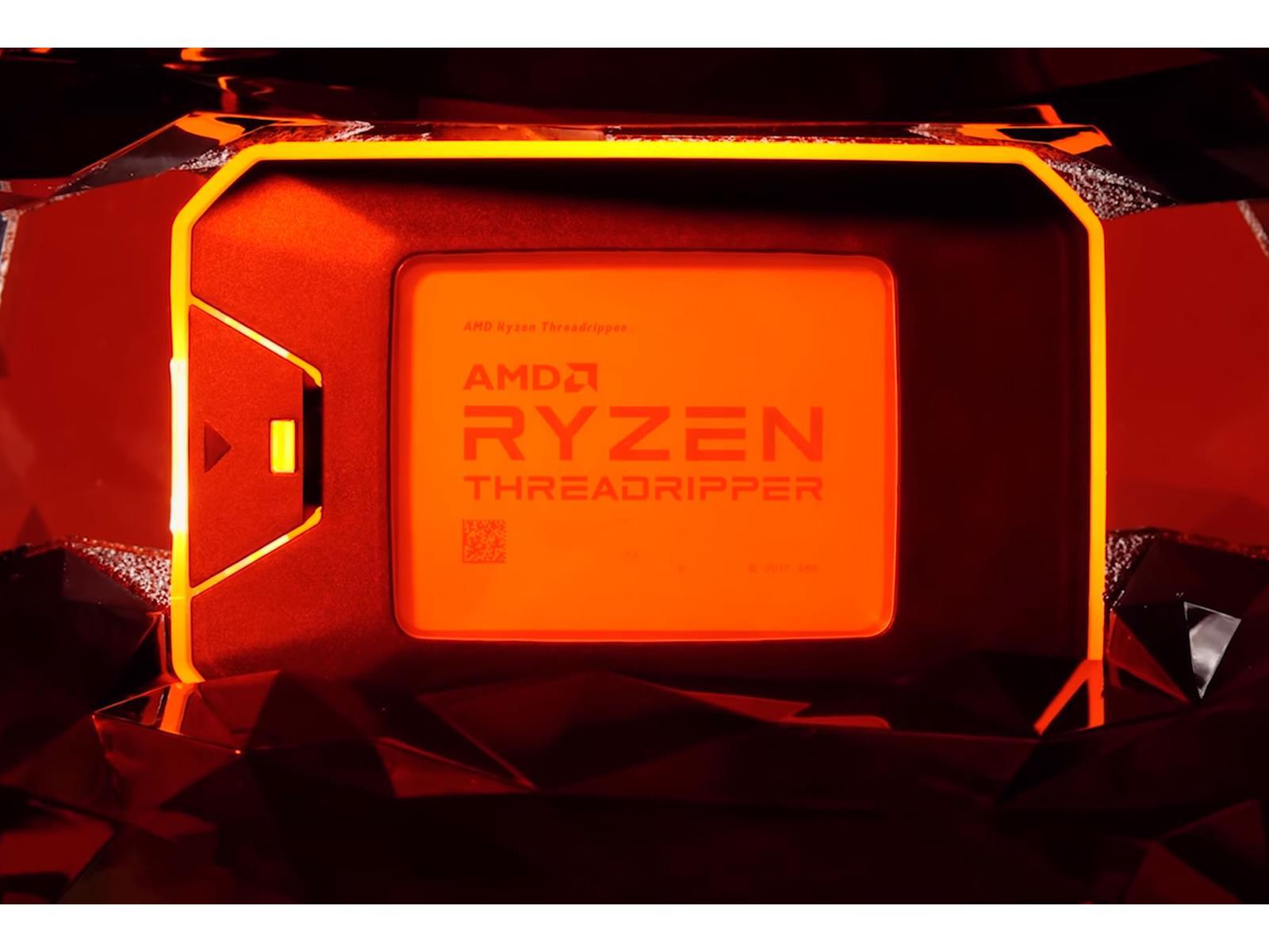 Potential AMD Ryzen Threadripper 3000 16-Core CPU Spotted In