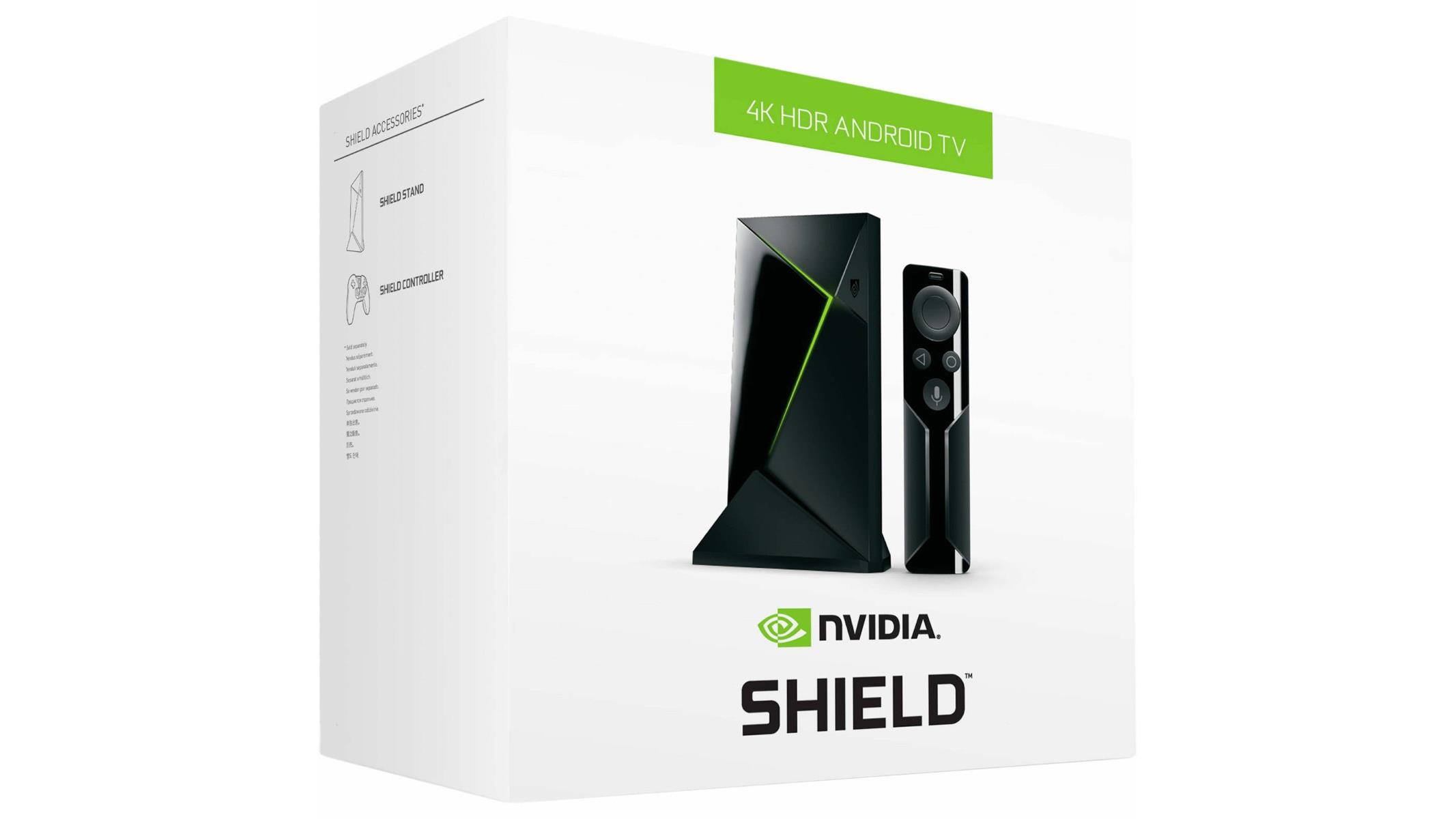 Updated NVIDIA SHIELD TV 4K Streamer Clears FCC With Revised