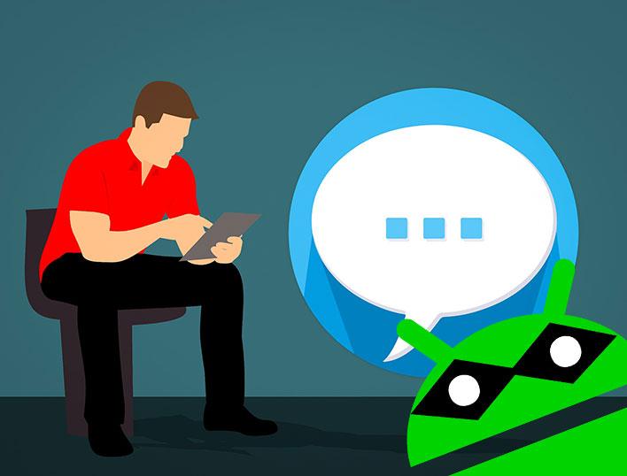 Texting Ransomware
