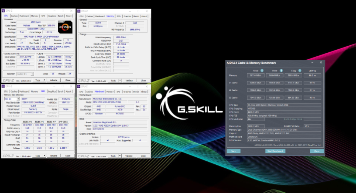 G Skill Ramps Trident Z Neo DDR4-3800 Memory For AMD Ryzen 3000 X570