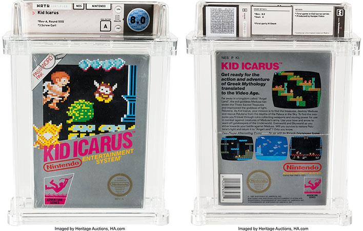 NES Kid Icarus