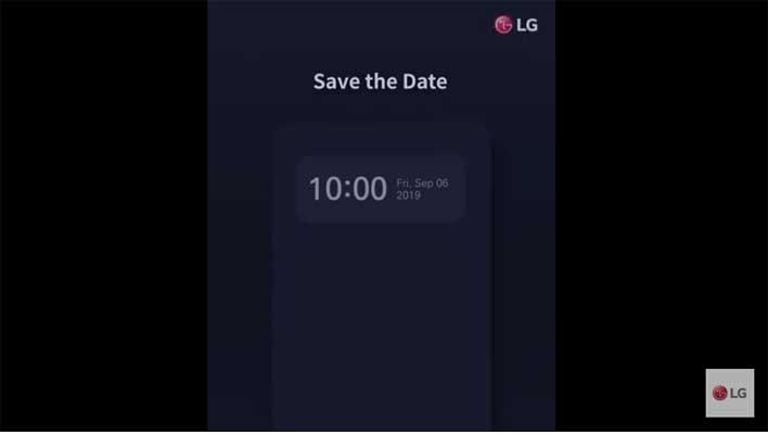 lg outside screen