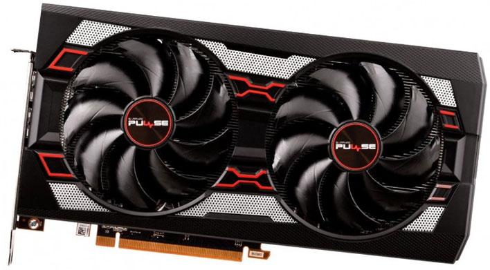 Sapphire Radeon RX 5700 XT Pulse