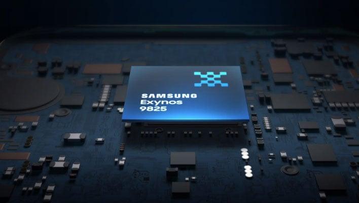 Samsung Galaxy Exynos 9825