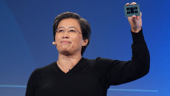 AMD launches 2nd-gen Epyc processors