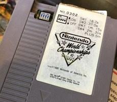 Ultra-Rare Nintendo World Championship NES Cartridge Found Worth At Least $15,000
