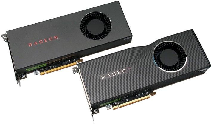 Radeon RX 5700 Cards