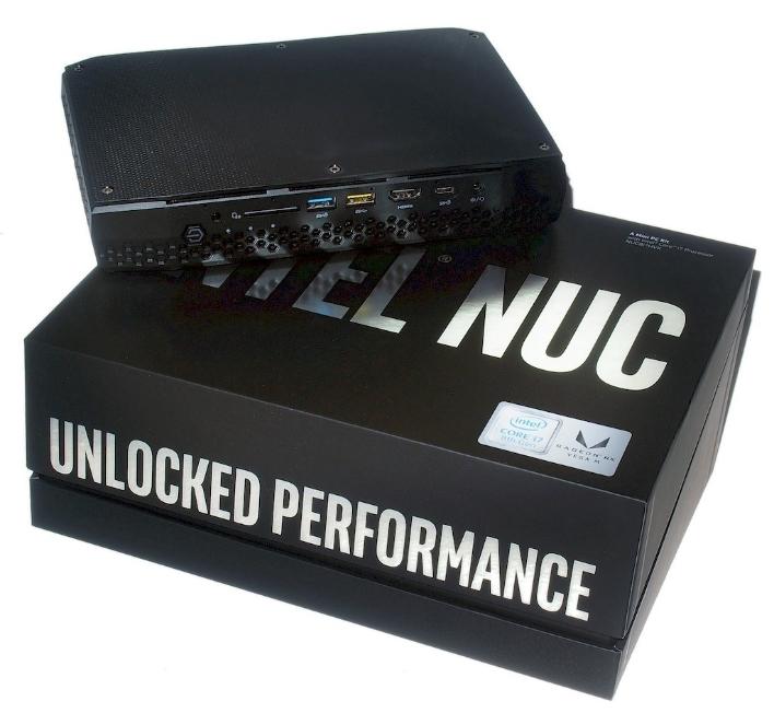 NUC8i7HVK box
