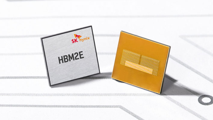 SK Hynix HBM2E DRAM