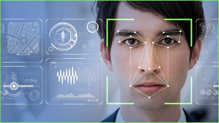 facial data