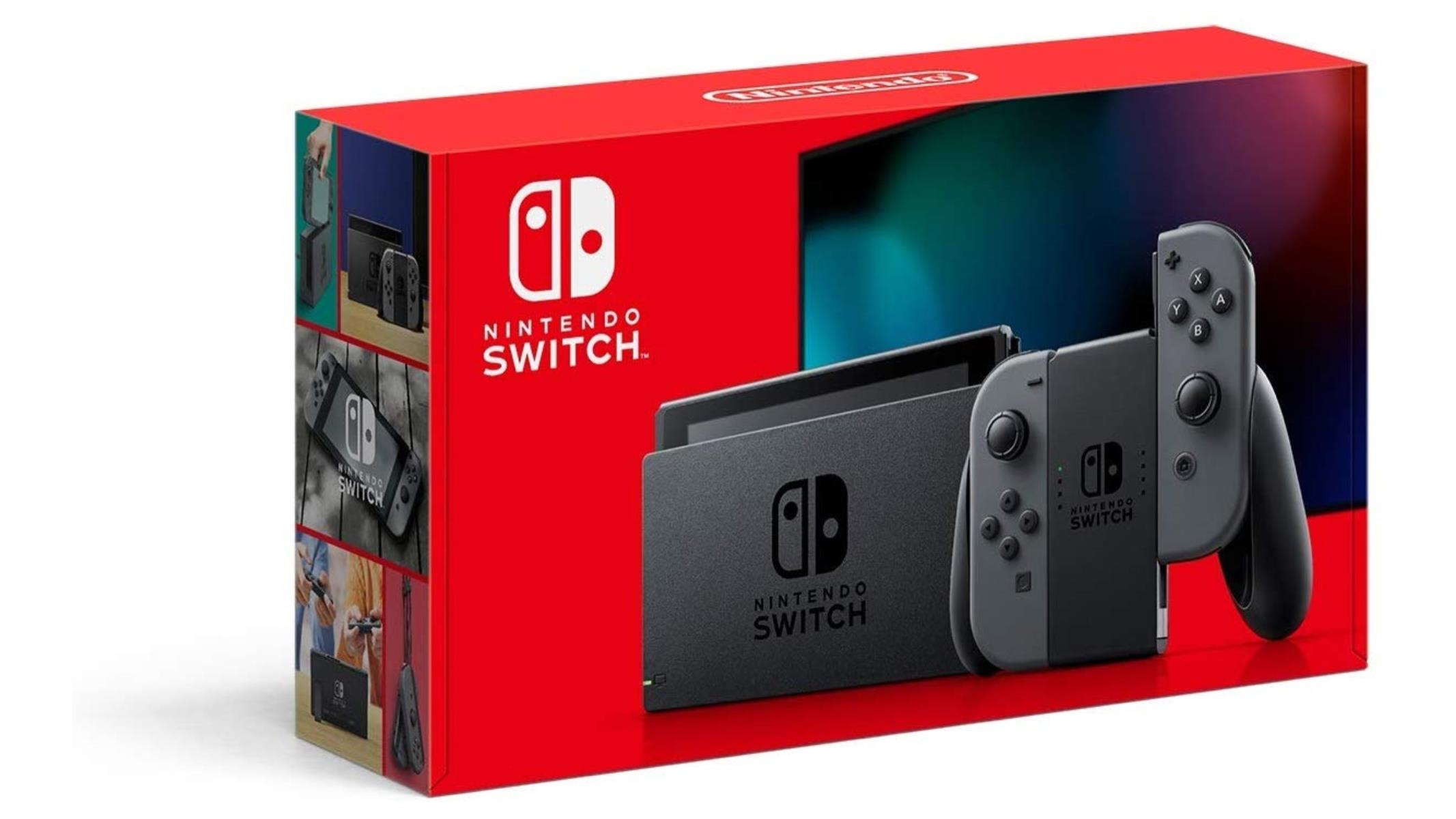 Upgrade To The Refreshed Nintendo Switch For 75 At Gamestop With