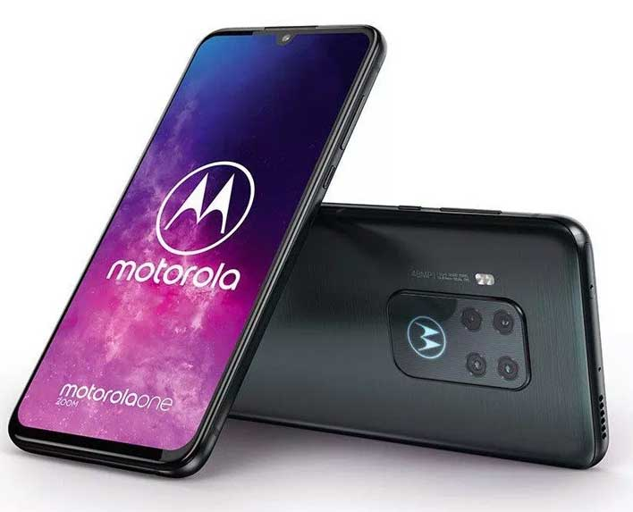 motorolaone cams screen