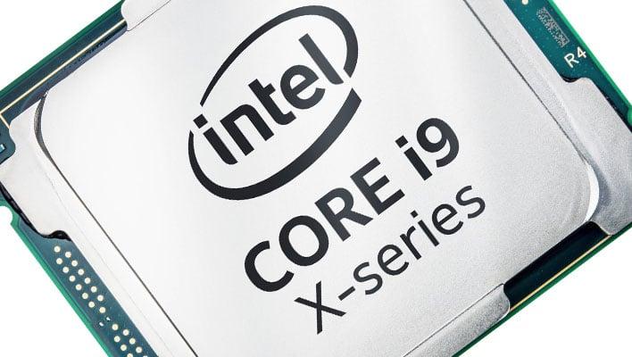 Intel Core-i9 X-Series