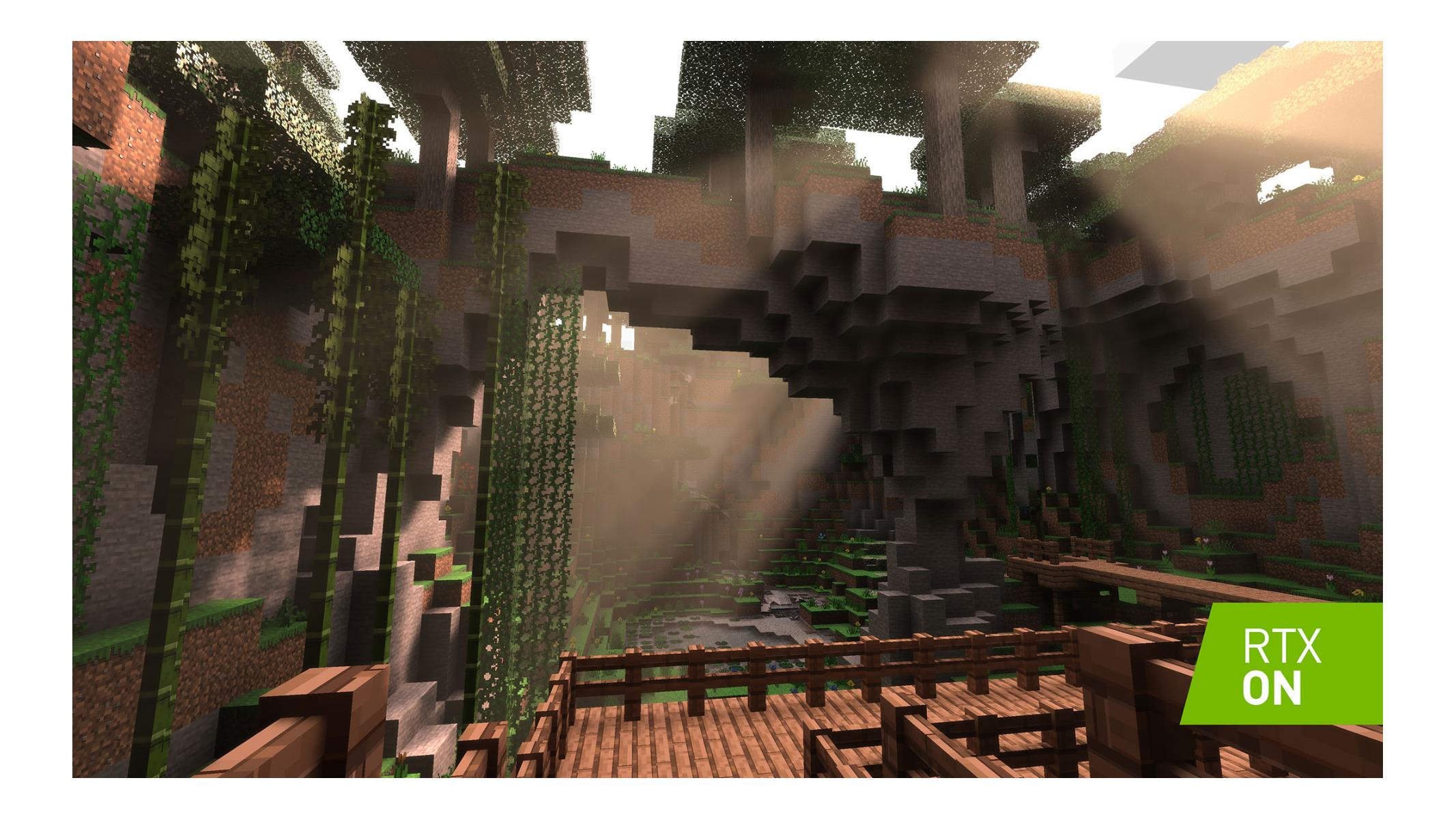 Mega-Hit Minecraft Looks Amazing With Ray Tracing Makeover