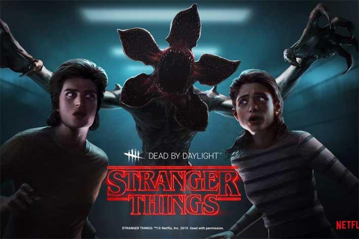 stranger things dbd